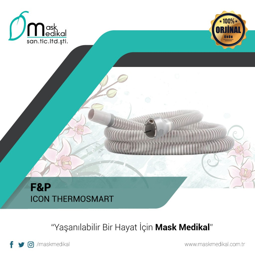 Fisher & Paykel (Thermosmart Hortum) Icon Thermosmat